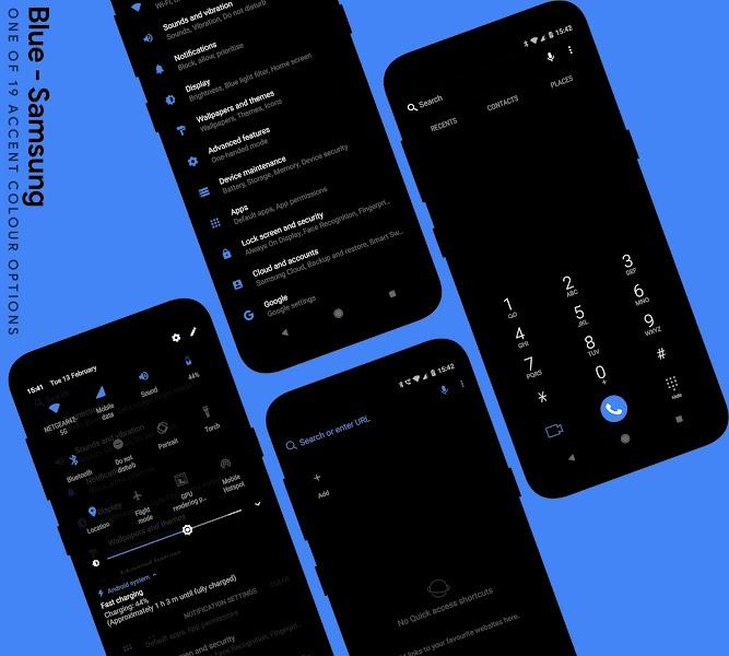 Viktoria Substratum Theme for Samsung v3.2.1 [Patched]