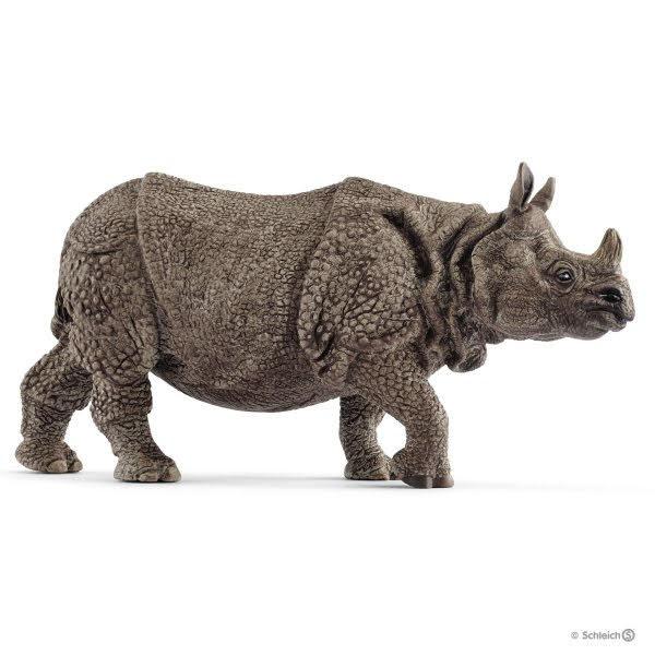 Contenido de Schleich® 14816 Rinoceronte Indio