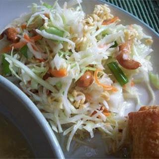 Chinese Cabbage Salad I.