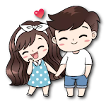 Love & Romantic Stickers For Whatsapp - WAStickers Icon