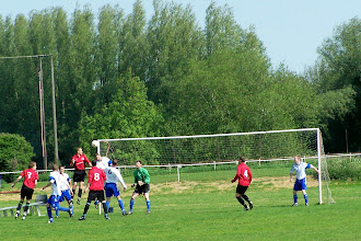 Photo: 25/04/11 v Dunton & Broughton Rangers (Leicestershire Senior League Div 1) 0-6 - contributed by Gary Spooner