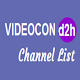 Videocon d2h Channel List for PC-Windows 7,8,10 and Mac
