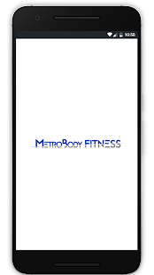 MetroApp- screenshot thumbnail