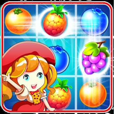 Candy Paradise : Fruit Splash