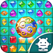 Paradise Jewel: Match 3 Puzzle