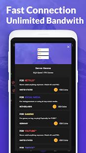 Smart VPN - Free & Fast - Unlimited VPN Proxy Mods Screenshot