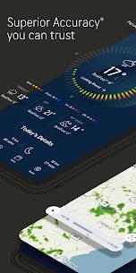 AccuWeather Apk : Weather Forecast Alerts & Radar Maps 1
