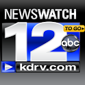 KDRV NewsWatch 12 icon