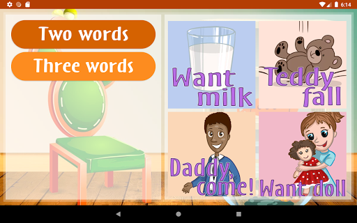 Speech therapy for kids and babies screenshots 16