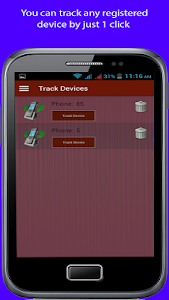 Mobile tracking screenshot 5