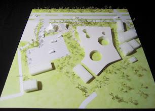 Photo: Karuizawa Museum Complex - Model