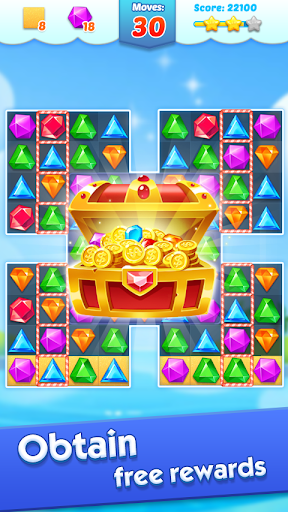 Jewel Crush screenshot 3