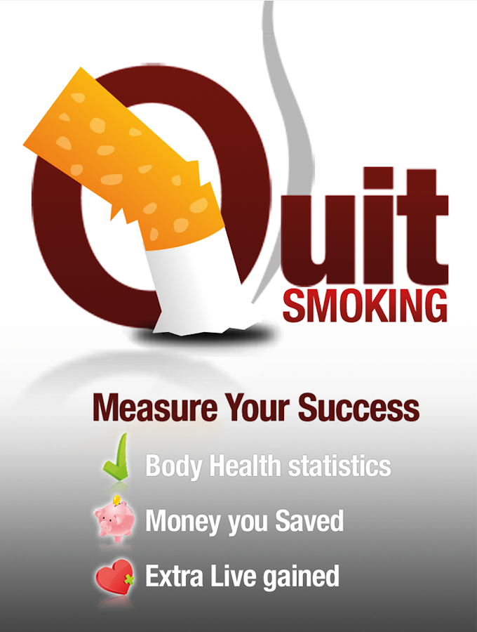 iQuit Smoking- screenshot