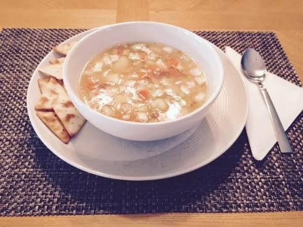 Linda's Luscious Lima Bean Soup Recipe