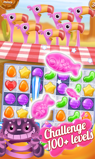 Juicy Candy Blast- screenshot thumbnail