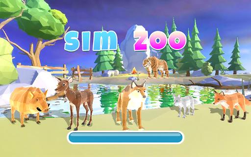 Sim Zoo - Wonder Animal 1.1.0 screenshots 13