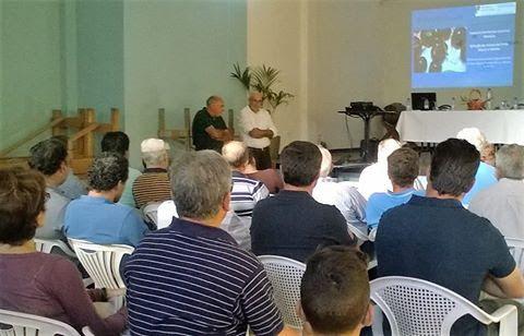 Junta de Freguesia de Penajóia realizou sessão de esclarecimento agrícola sobre a mosca do vinagre