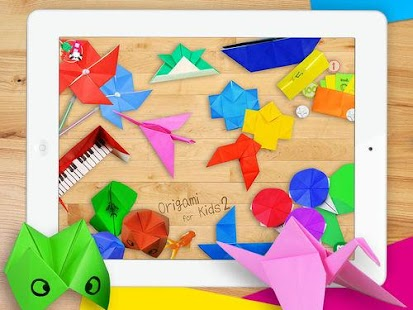 Kids Origami 2- screenshot thumbnail