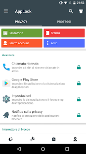 Serratura(AppLock)- miniatura screenshot