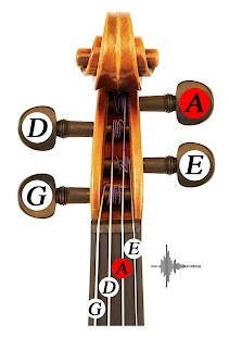 Fiddlerman Violin and Fiddle Tuning Guide- screenshot thumbnail