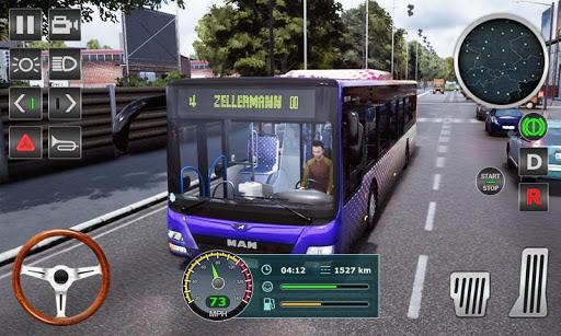 Real Coach Bus Simulator 3D 2018 1.07 screenshots 4