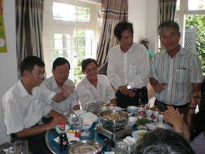 Photo: Hoàng, Tăng, Huân, Liêm, Hồi