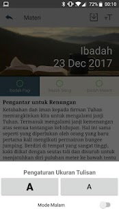 Ibadah Harian - náhled