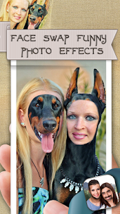 Face Swap Funny Photo Editor - náhled