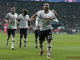Cenk Tosun du Besiktas s'apprête à rejoindre Everton et cela plaît à Basaksehir