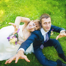 Wedding photographer Anastasiya Barsukova (nastja89). Photo of 13.04.2015
