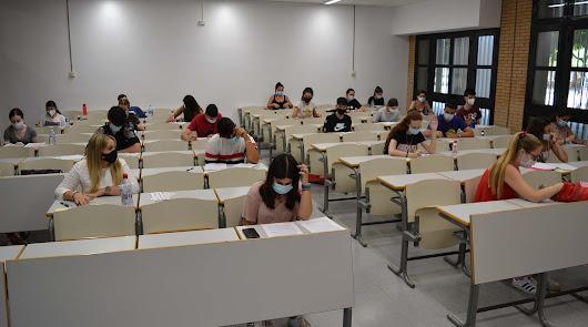 200 aulas digitalizadas en la Universidad de Almería para el curso 20/21