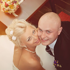 Wedding photographer Nadezhda Bondarchuk (lisichka). Photo of 29.10.2012
