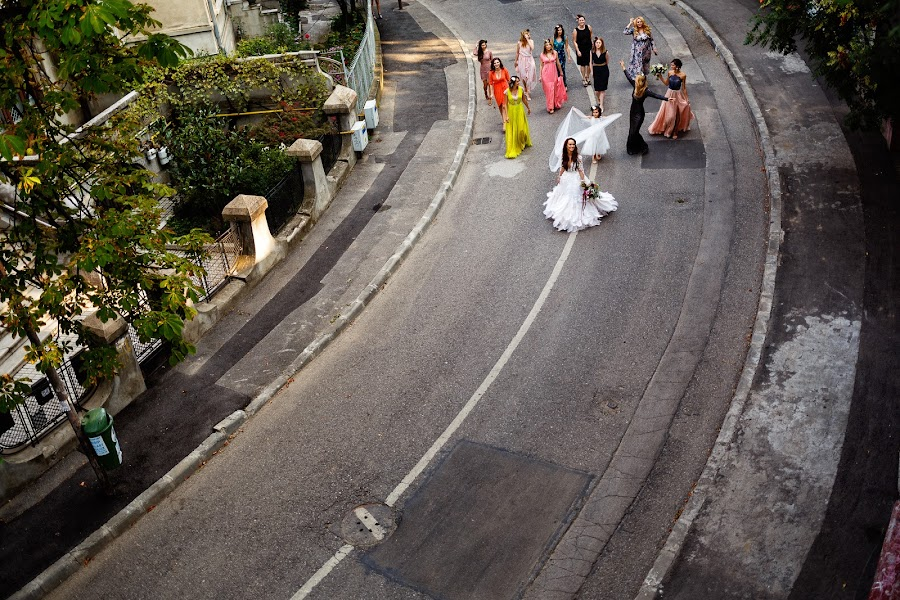 Wedding photographer Marius Barbulescu (mariusbarbulescu). Photo of 15.02.2017