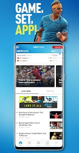 ATP Tour 2.1.4 Mod Android Updated 1