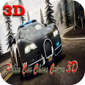 Police Car Chase Crime 3D