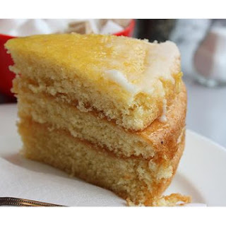 Gooey Lemon Cake