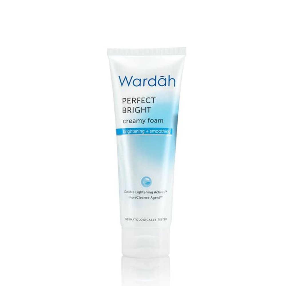 Wardah Perfect Bright Creamy Brightening + Smoothing