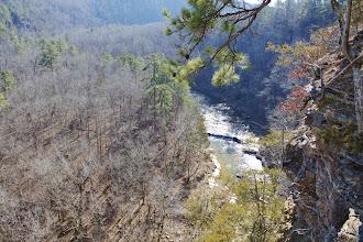 Photo: Suzy Jimmy Falls on Richland Creek