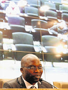 Minister of Justice and Correctional Services Michael Masutha. File photo
