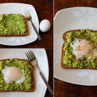 Egg & Avocado Toast Recipe