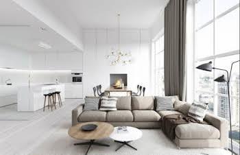 Appartement 4 pièces 84,94 m2