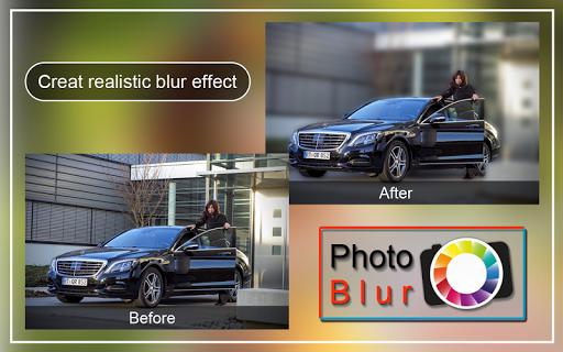 Blur Image Background Effect