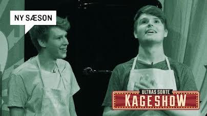 Ultras Sorte Kageshow - med Mika & Tobias (S4E4)
