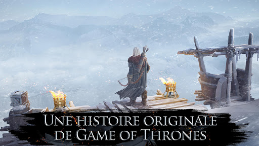 Code Triche Game of Thrones Au-delà du Mur APK MOD (Astuce) screenshots 1