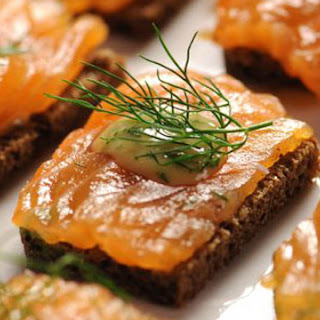 Gravlax With Vodka Recipes