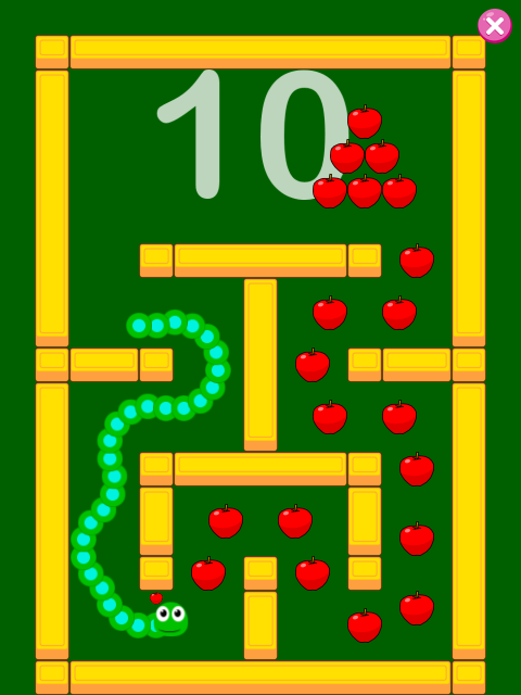 Impossible Snake- screenshot