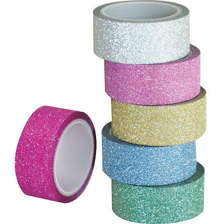 Washitejp glitter 3mx6/fp