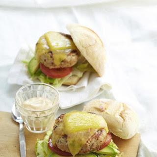 Piri Piri Chicken Sandwich.