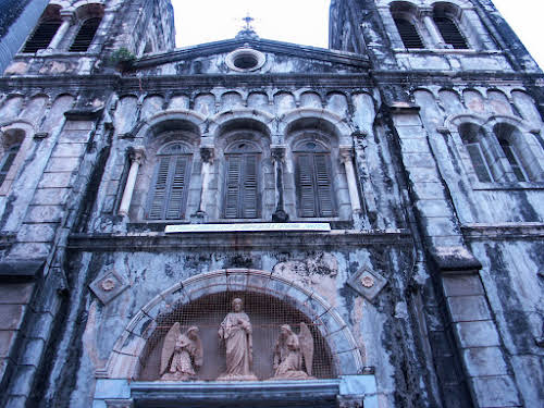 Things to Do in Zanzibar Stone Town and Beyond // St. Joseph's Cathedral in Stone Town