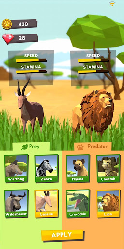 Télécharger Savanna Battleground – Duel game APK MOD 2